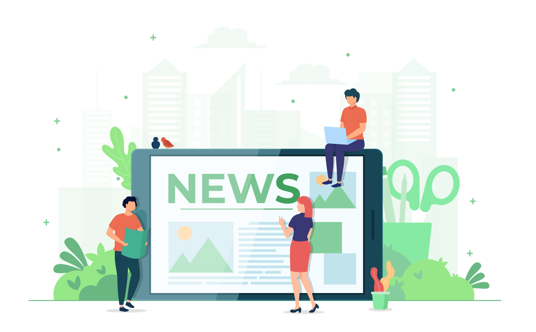SharePoint automatic news digest