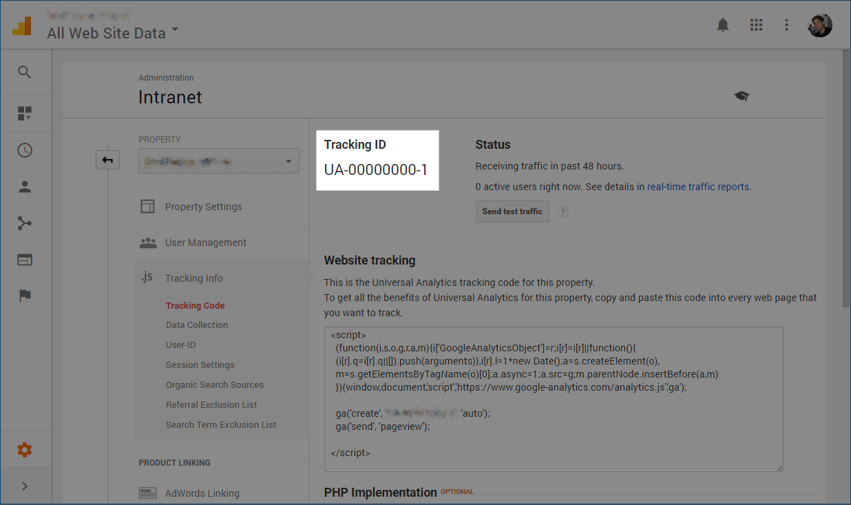 How to add Google Analytics to SharePoint without modifying