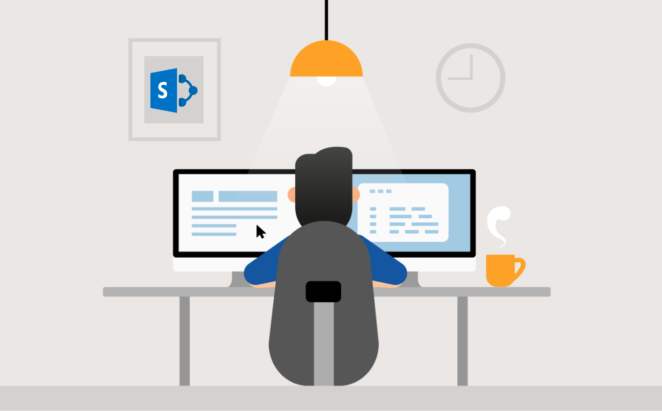 Customize SharePoint menus with Fabric UI icons and images