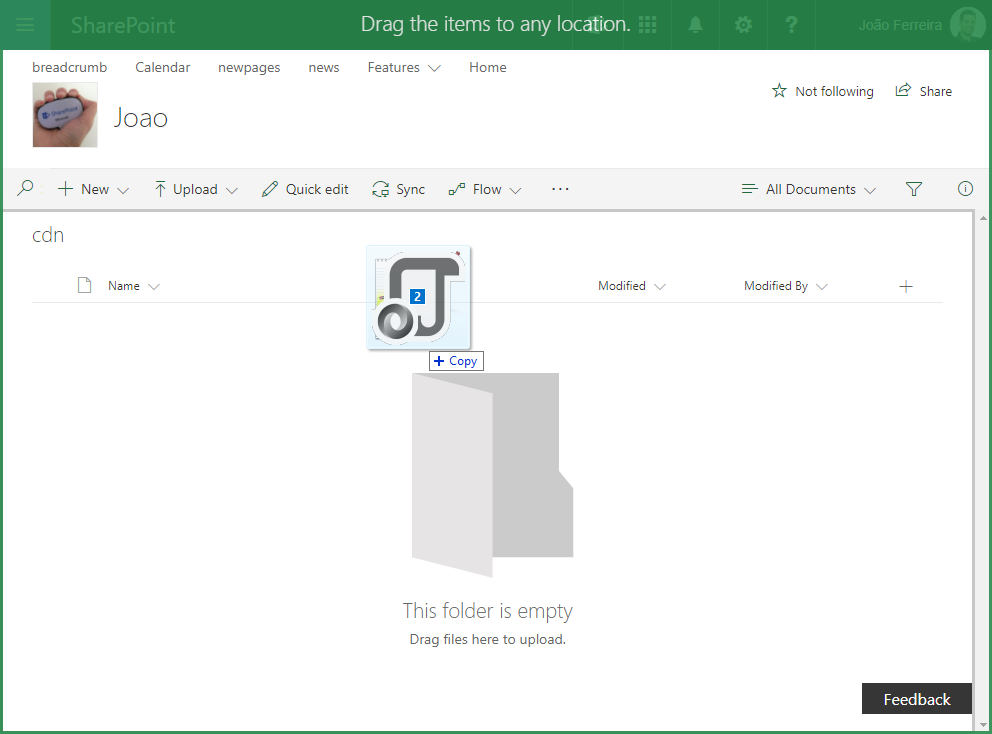 Build a breadcrumb using SPFx extensions | HANDS ON SharePoint