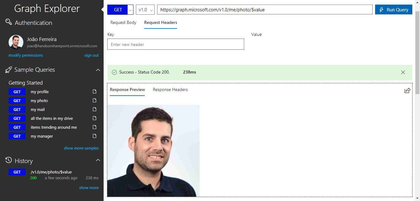 How to get SharePoint profile picture | HANDS ON SharePoint