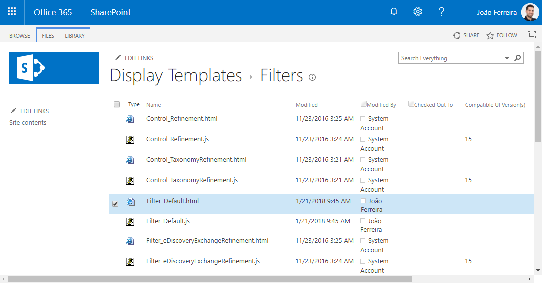 Activate SharePoint Search refiner count | HANDS ON SharePoint