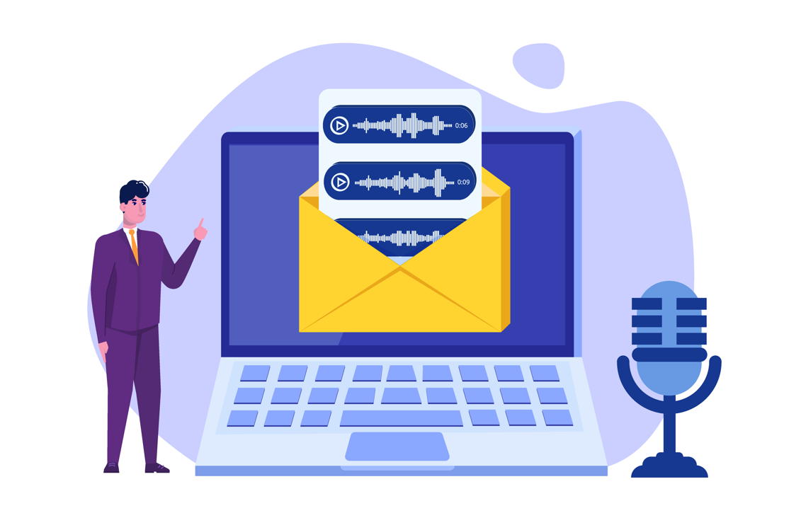 download Microsoft Teams voicemail
