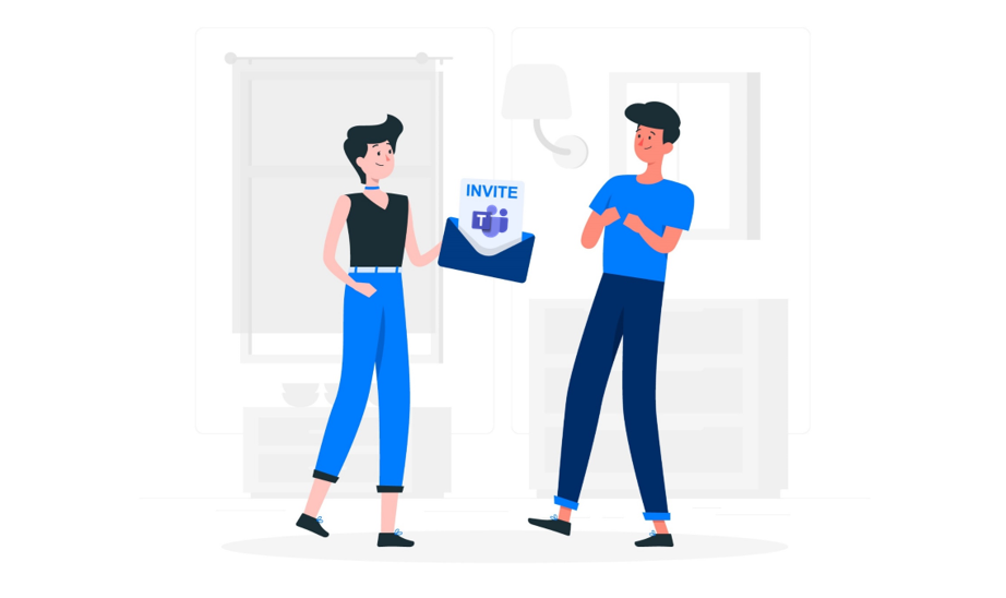 How to add guest users to Microsoft Teams