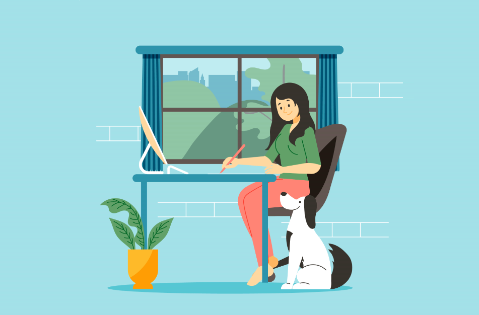 10 tips while working from home using Microsoft Teams