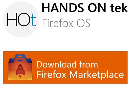 Firefox OS | HANDS ON tek